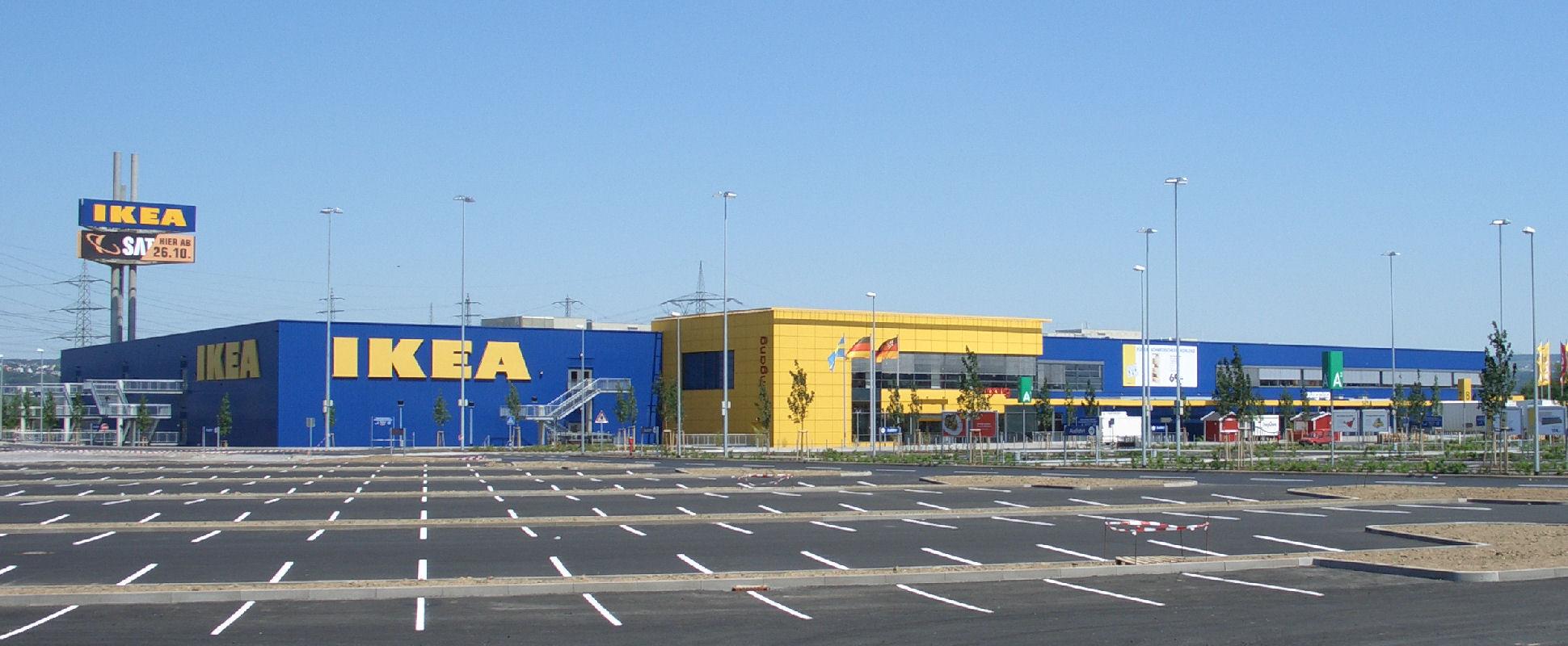 La strategia di IKEA è l'intimidazione