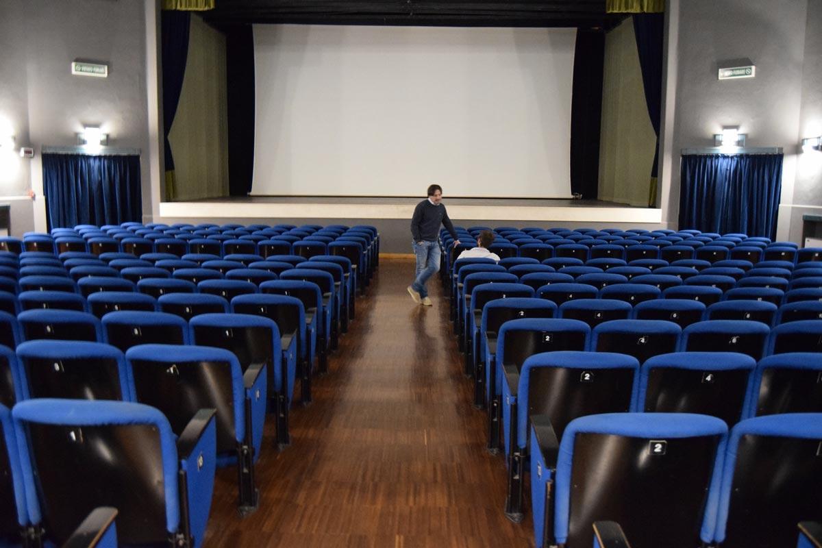 Cinema Palladino, San Giovanni Rotondo (FG)