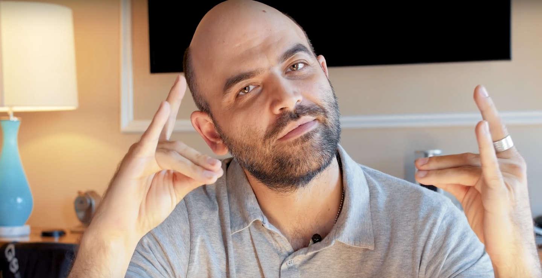Roberto Saviano è diventato uno youtuber