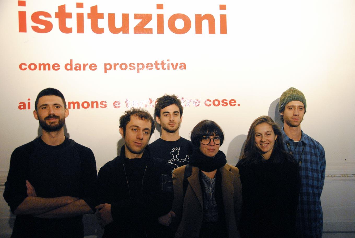 Macao reinventa il concetto di istituzione fluida a Milano