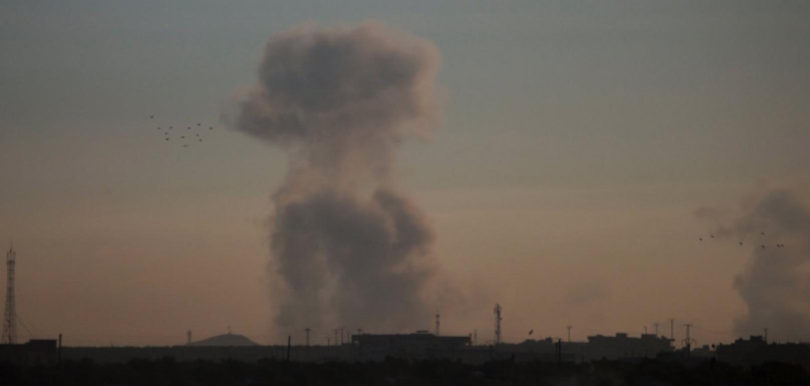 <em>Hello, World!</em> <br />L'attacco turco su Afrin