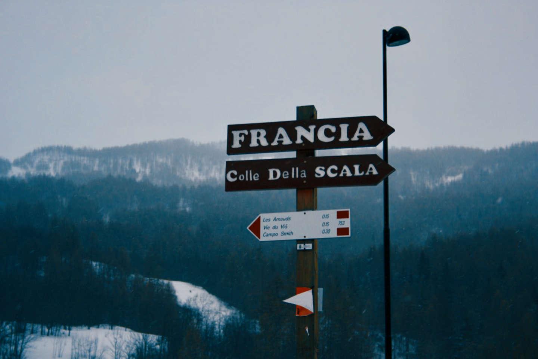 La rotta della neve: il muro italiano è a Bardonecchia