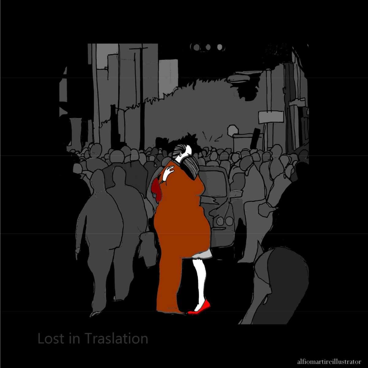 Lost In Translation, scritto, diretto e prodotto da Sofia Coppola, 2013