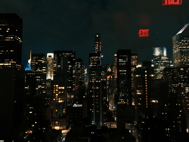 Capire New York da un rooftop bar