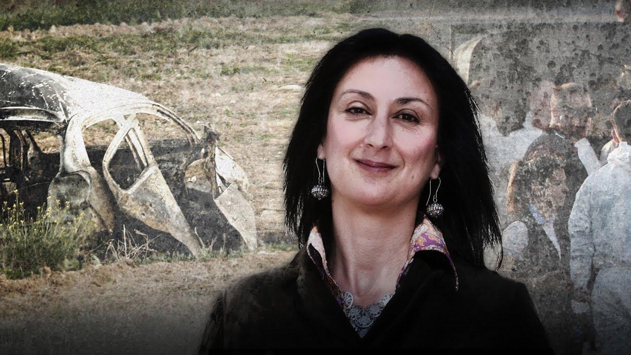Per la memoria di Daphne Caruana Galizia