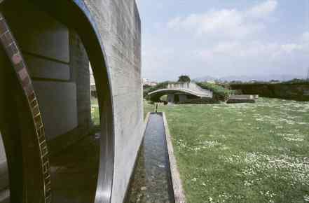 San Vito d'Altivole, 1983, Carlo Scarpa, Cimitero — Tomba Brion