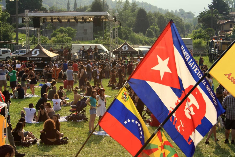 Voci e facce dal Festival dell'orgoglio migrante e antirazzista di Pontida