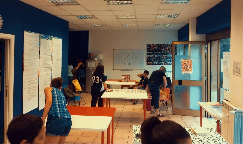 Quanto è presente la rete dei doposcuola e dei centri di aggregazione giovanile in Lombardia?