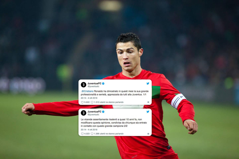 Il caso di Cristiano Ronaldo ci insegna che la battaglia contro il maschilismo è ancora lunga