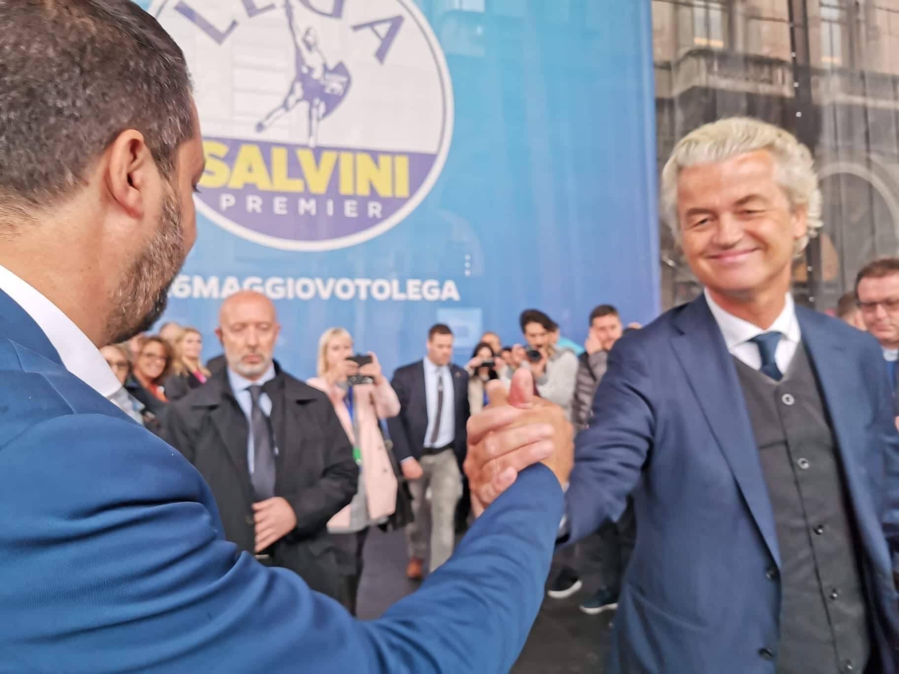 Salvini vince in Italia, ma i sovranisti si fermano all'8% in Europa