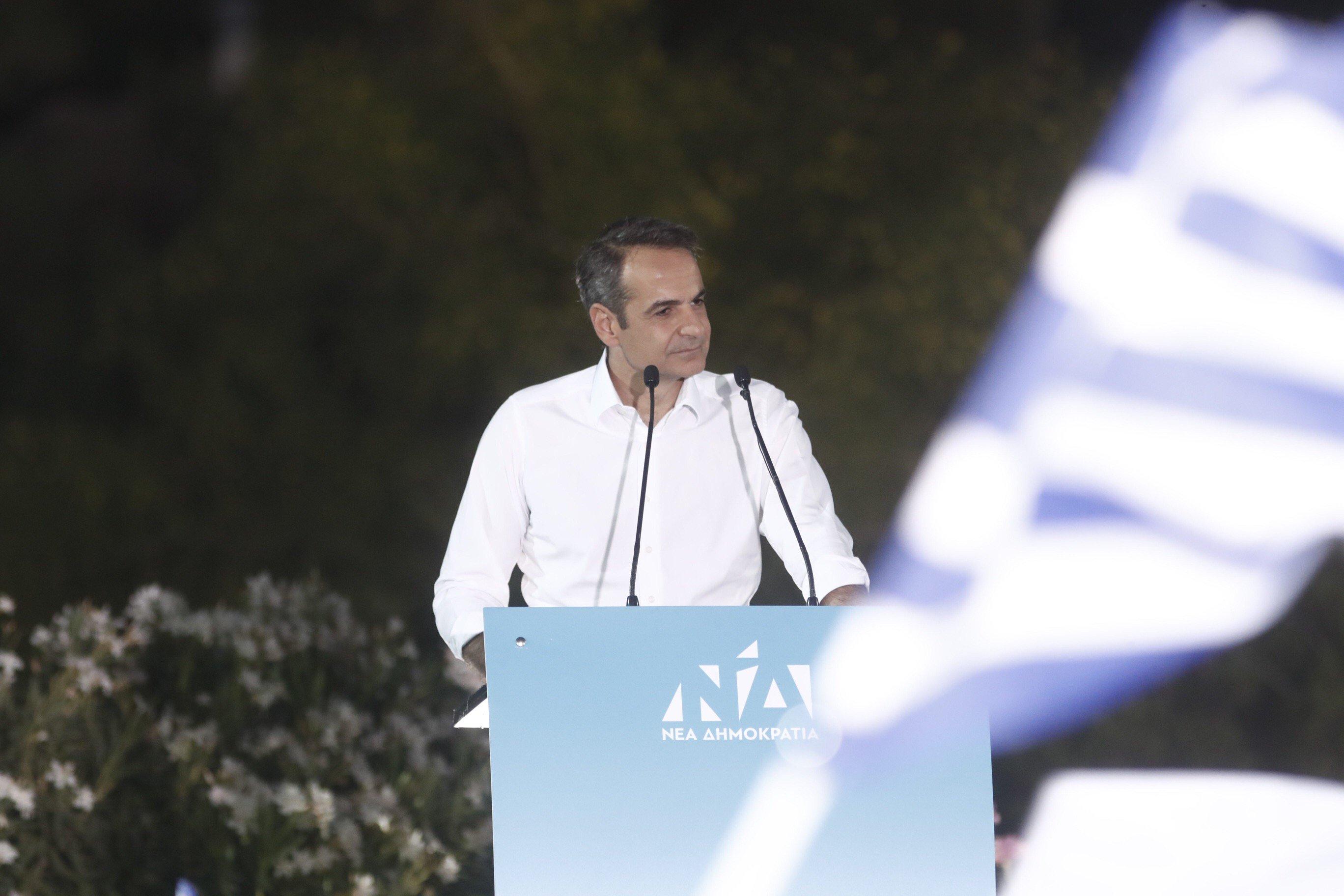 La Grecia torna a destra