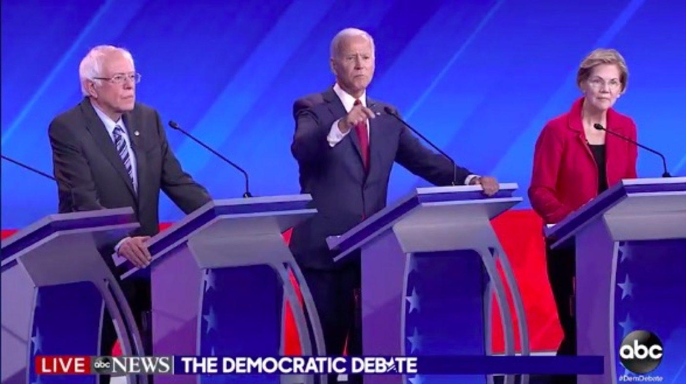 Joe Biden resta il candidato più inadeguato del Partito democratico statunitense