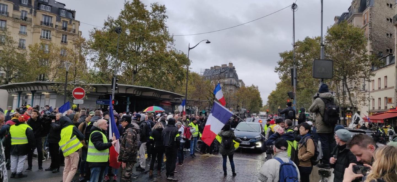 Un anno dopo i Gilet gialli hanno cambiato la politica francese