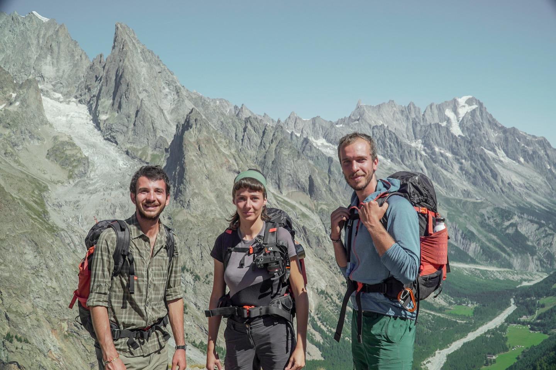 A sette mesi dalla partenza i ragazzi di Va' Sentiero hanno percorso metà del Sentiero Italia