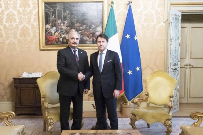 Il pasticcio diplomatico con la Libia