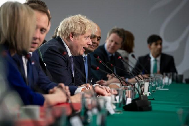 Boris Johnson vuole un No Deal a tutti i costi
