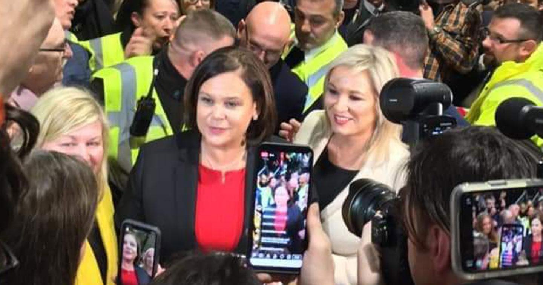 Lo Sinn Féin irlandese sta facendo la storia