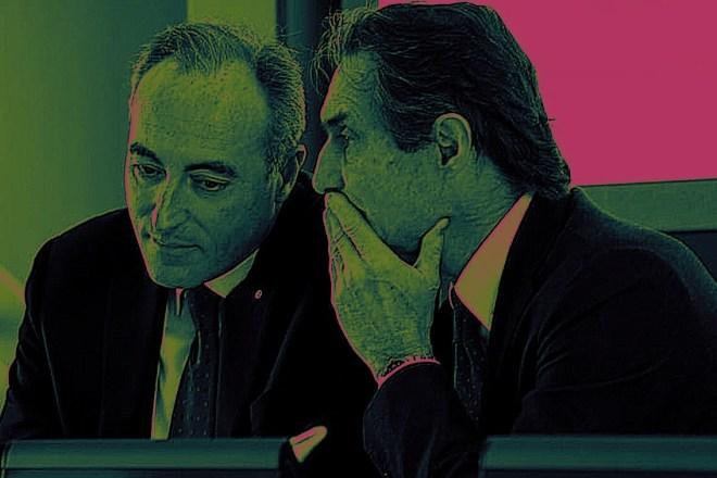 Che cosa abbiamo fatto di male per meritarci Gallera e Fontana?