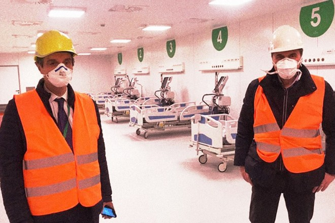 L'ospedale in Fiera a Milano è il simbolo perfetto del fallimento della sanità lombarda