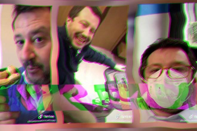 Salvini su TikTok è ridicolo, ma non bisogna rischiare di normalizzarlo