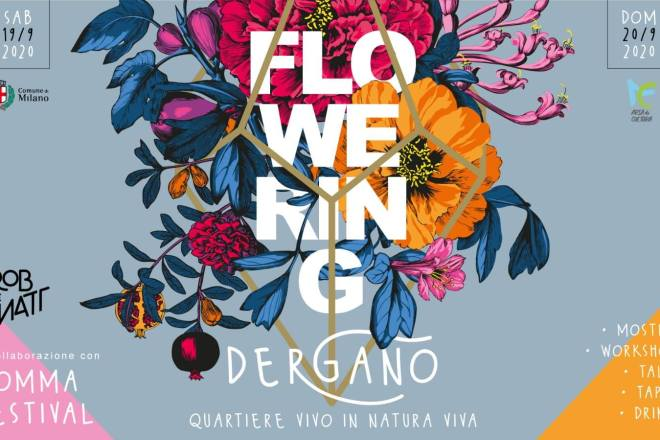 Gomma torna da Rob De Matt con Flowering Dergano