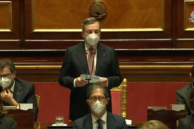 Cosa ha detto e cosa non ha detto Mario Draghi