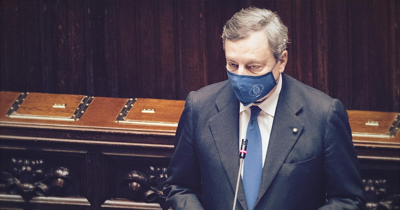 Draghi non è ancora riuscito a spiegare il governo Draghi