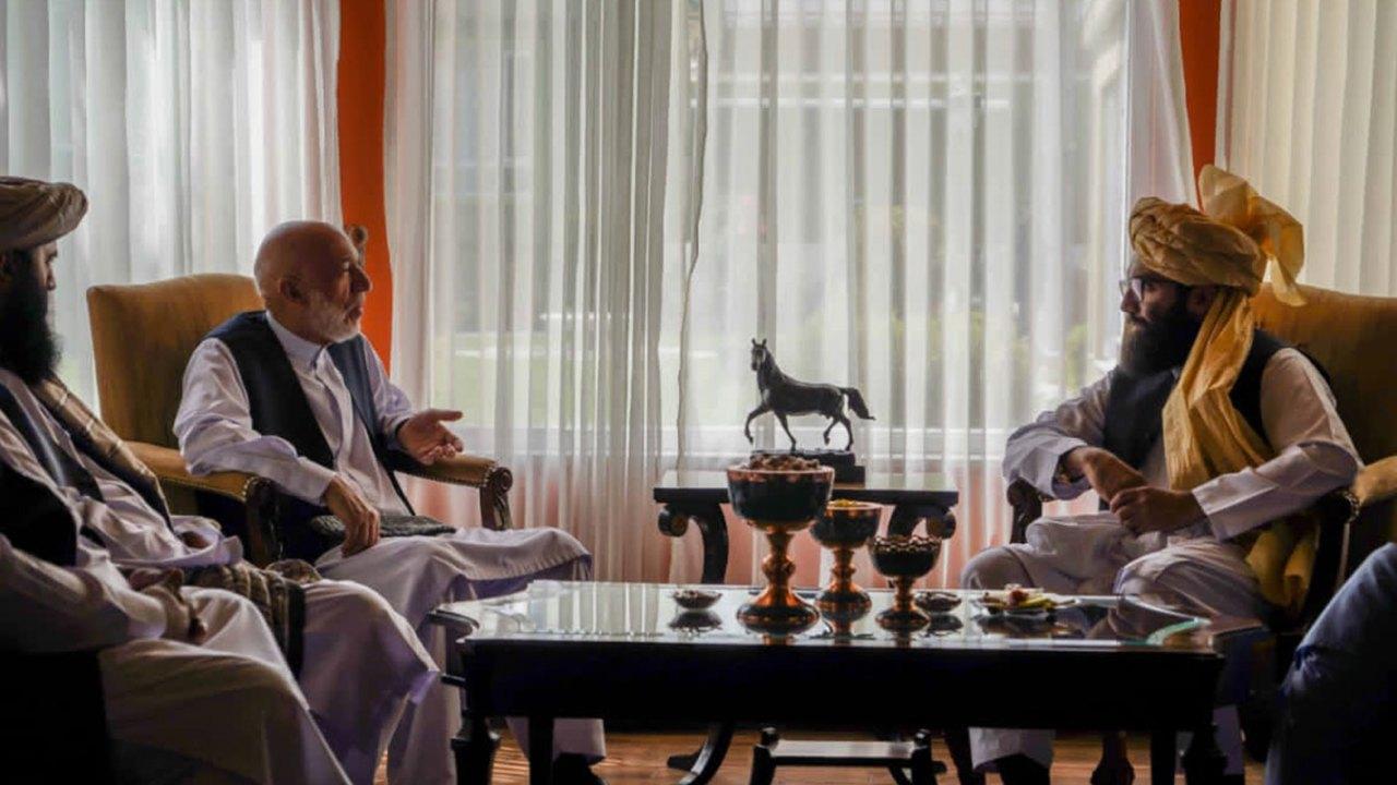 Le proteste contro i talebani e la rifondazione dell'Emirato