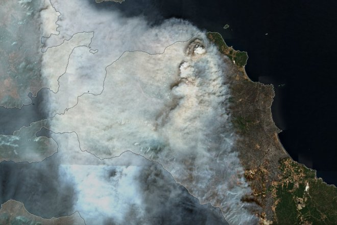 """Il report dell'IPCC è """"un allarme rosso per l'umanità"""""""
