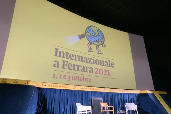 Com'è andato Internazionale a Ferrara 2021? Un racconto in tre cartoline