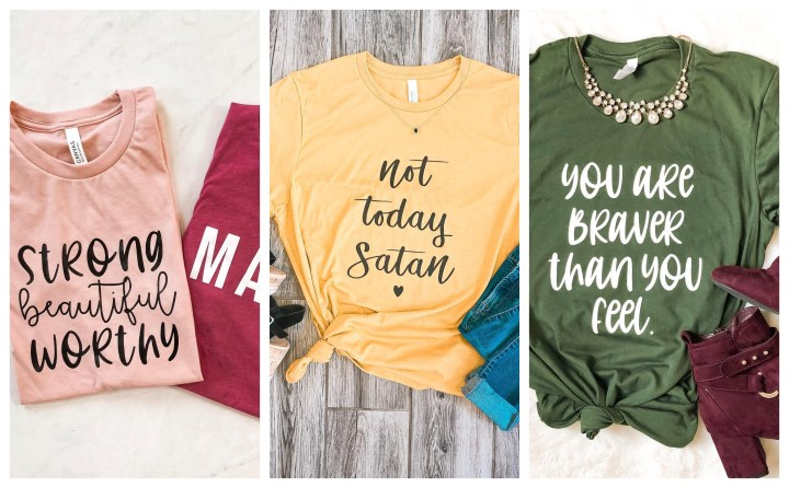 Sub Spouse Small Business: All The Pretty Tees