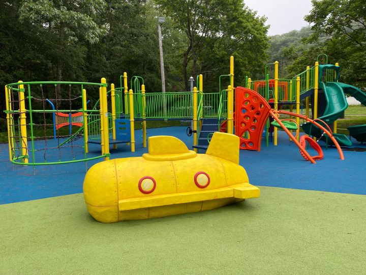 There's a New Submarine Playground Near Groton – Here's The Scoop