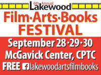 Art Critic to Present at Lakewood Film, Arts, Book Fest