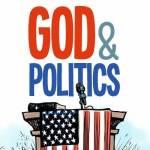 Letter: 'Dump God from politics'