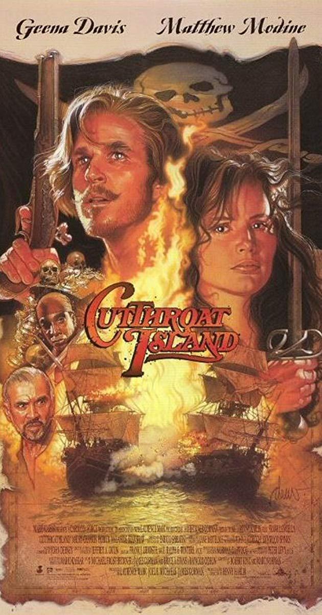 Cutthroat Island Film Review