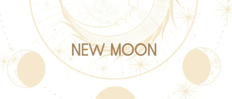 New Moon Card Spread