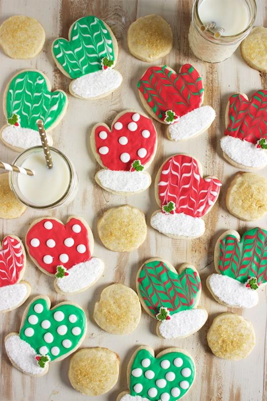 The very BEST Sugar Cookies Recipe with dough that can be baked two ways and is perfect for cutout cookies! | TheSuburbanSoapbox.com