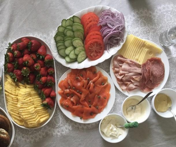 Cold Cut Platter | The Subversive Table