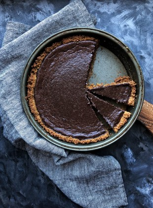 Mexican Chocolate Pie   The Subversive Table