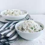 IP Coconut Rice | The Subversive Table
