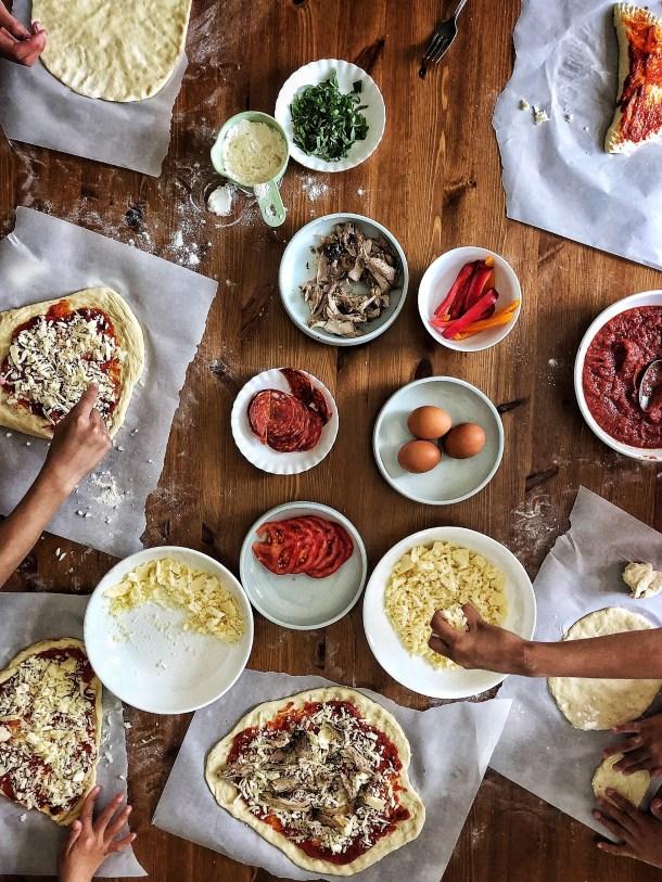 Pizza Night | The Subversive Table