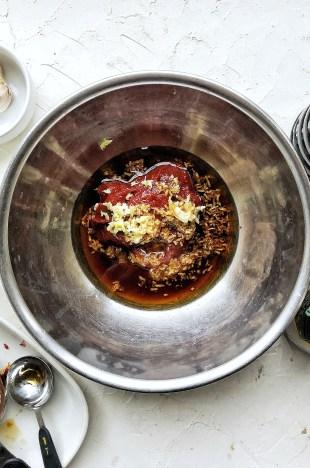 marinade for gochujang chicken
