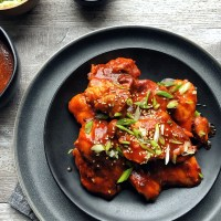 Spicy Gochujang Chicken
