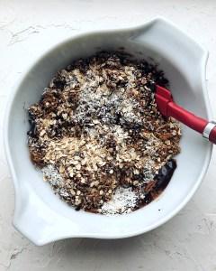 Dark Chocolate Granola