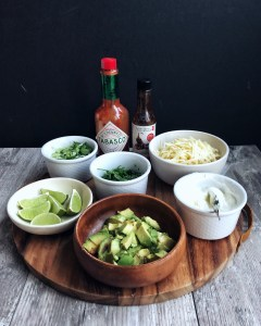 Basic Chili toppings