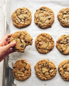 The Perfect Cookie, sheet pan