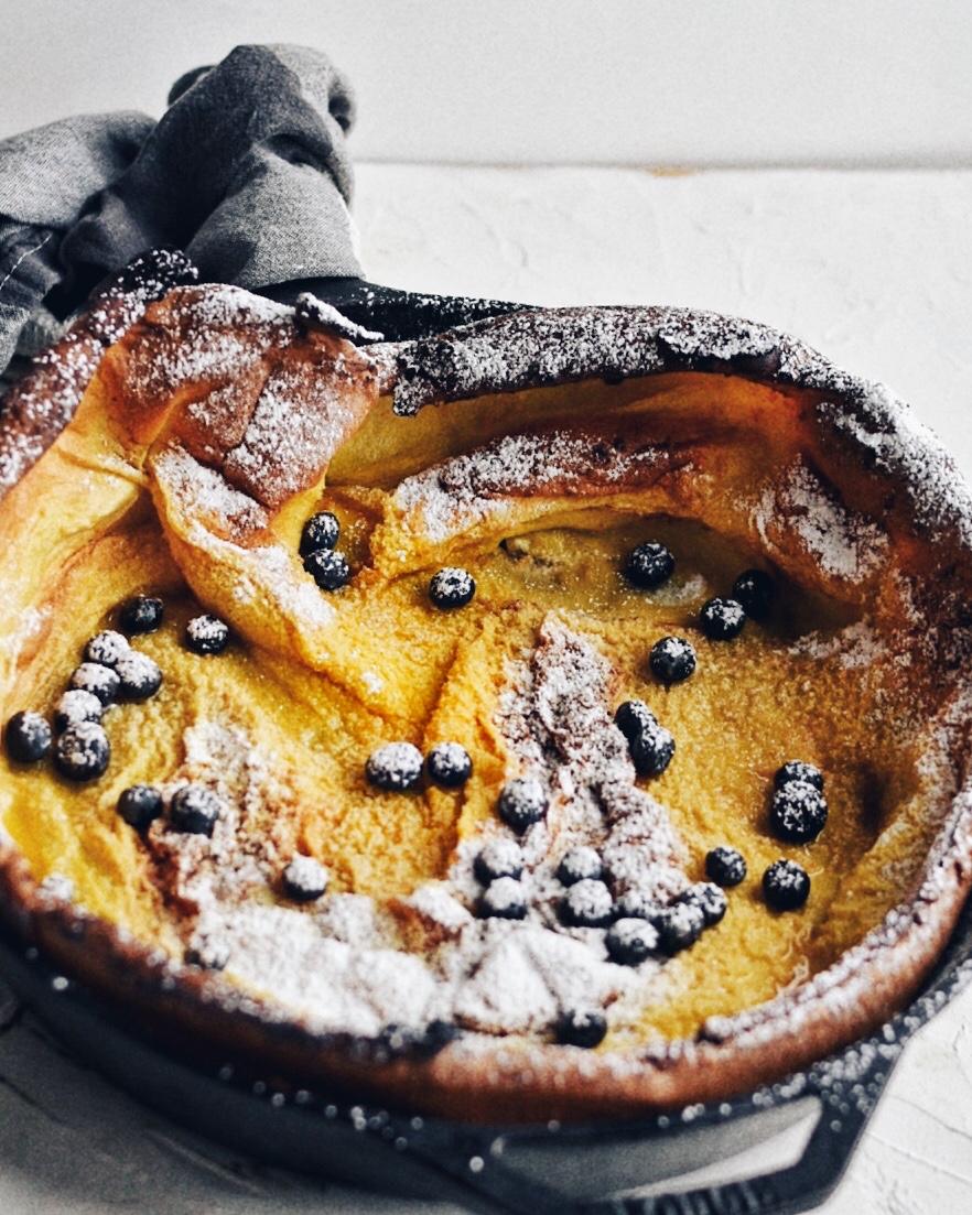 Basic Dutch Pancake