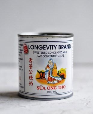 Sweetened Condensed Milk, Vietnamese brand