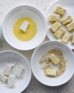 dredging bowls for air fryer panko tofu