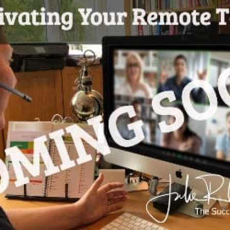 Motivating Your Remote Team